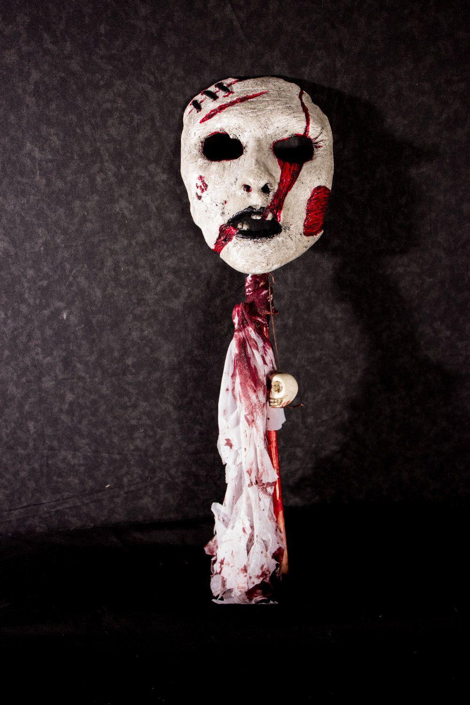 Kissya Kenya Masquerade Mask by BloodlustProductions on