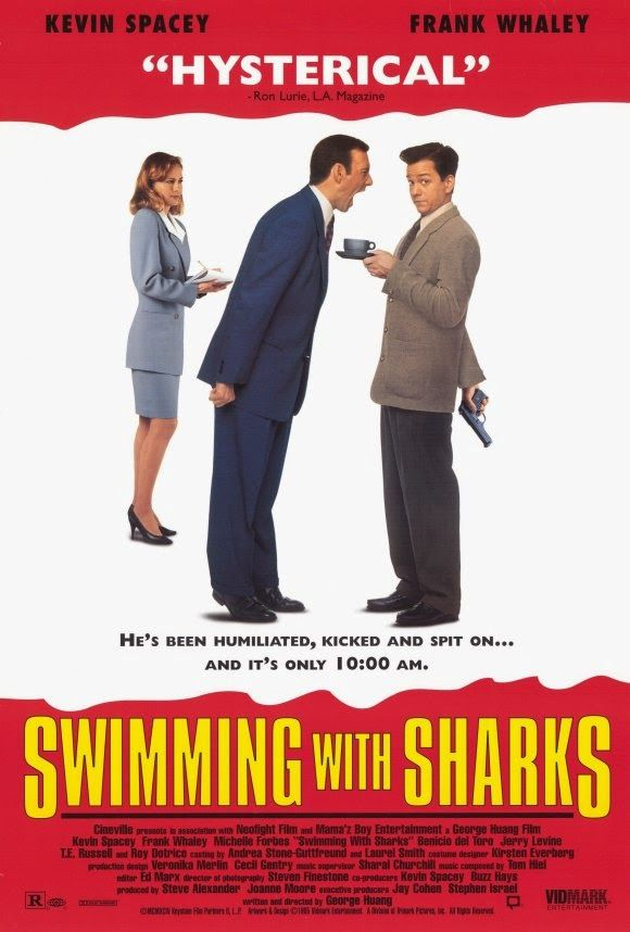 """RECOMMENDED! """"Swimming With Sharks"""" (1995) 