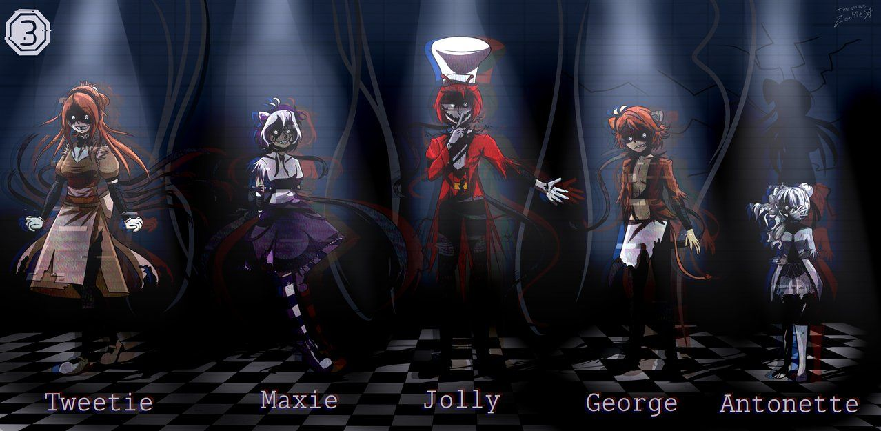 JOLLY 3: Chapter 1 by JustALittleZombie deviantart com on