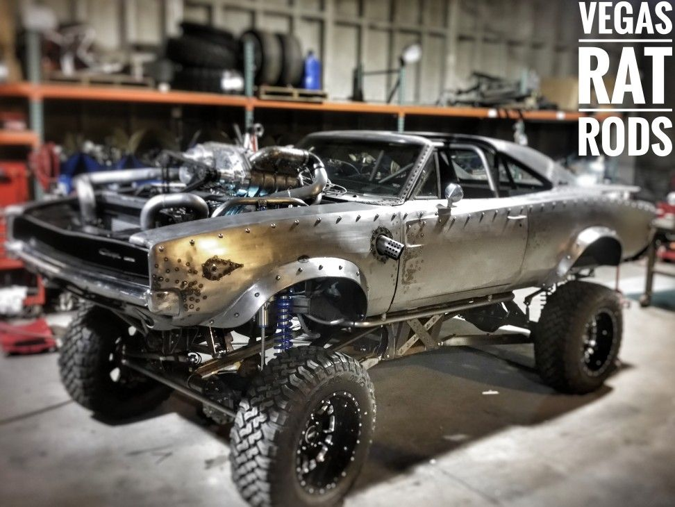 Overcharged From Welderup Rat Rod Cool Cars Amazing Cars