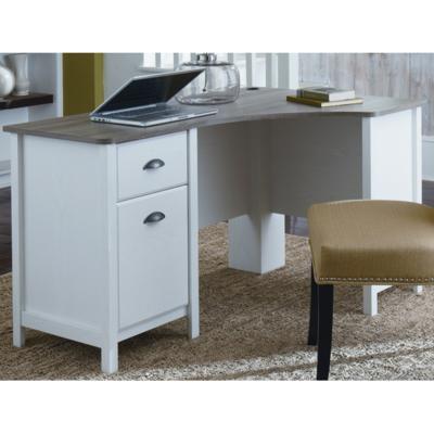 Ameriwood Dover Desk Federal White Sonoma Oak 150 Sales Desk Desk Ikea Crafts