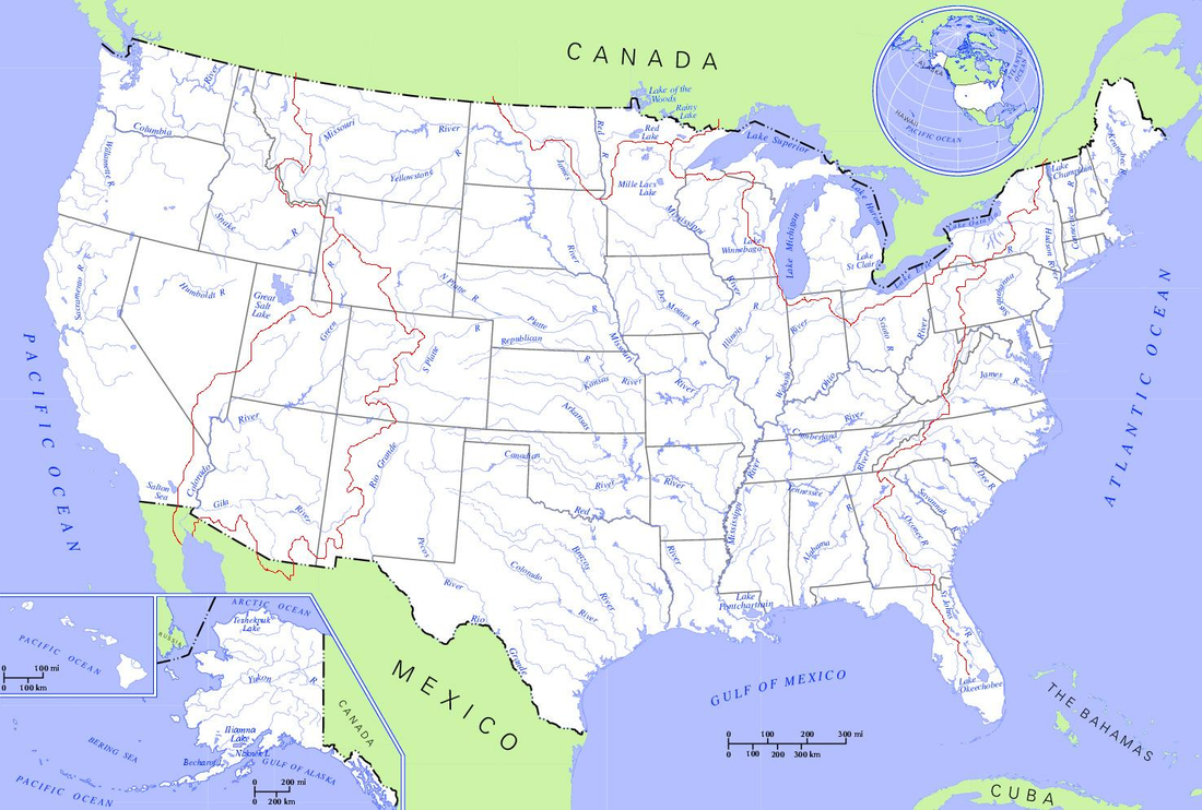 Mountain Ranges Of The West On A Map America Google Search - Mountain ranges in us map