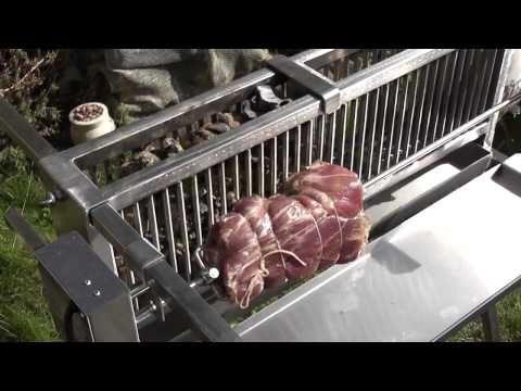 Resultat De Recherche D Images Pour Barbecue Foyer Vertical Brique Barbecue Mechoui Grillades