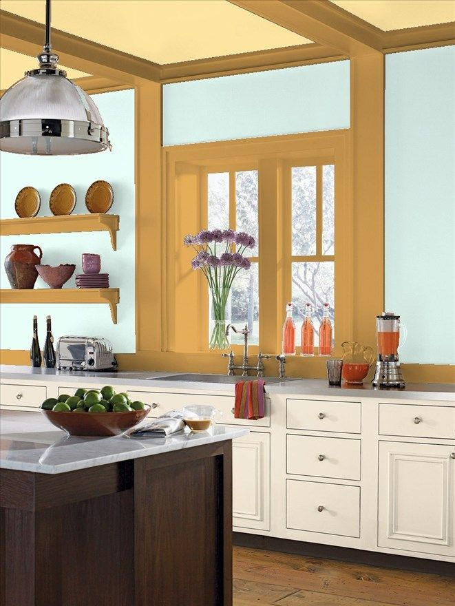 Wondrous Personal Color Viewer Walls Kitchen Wall Colors Orange Complete Home Design Collection Barbaintelli Responsecom