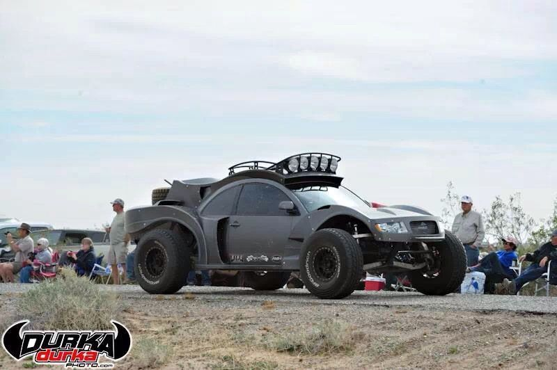 Modern Baja Bug 1 Part Vw Prerunner Buggy Awesomeness