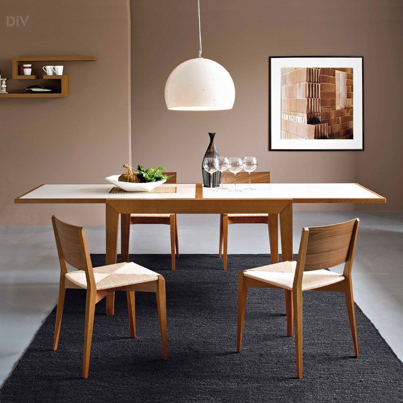 Bon Ton V Extendable Dining Table. Dining Tables. Dining