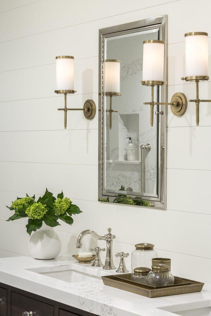 Photo of R. Cartwright Design Bathroom Remodeling Project • Interior Designer Des Moines Jillian Lare
