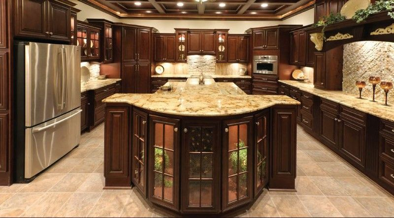 Bainbridge Chocolate Kitchen Cabinets Custom Kitchen Cabinets Kitchen Cabinet Outlet Online Kitchen Cabinets