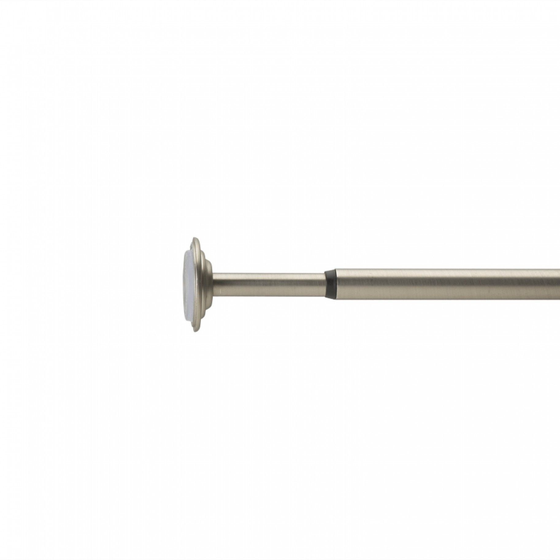"""use from floor to ceiling?  CORETTO TENSION ROD 54-90"""" (137.2 - 228.6 cm) 