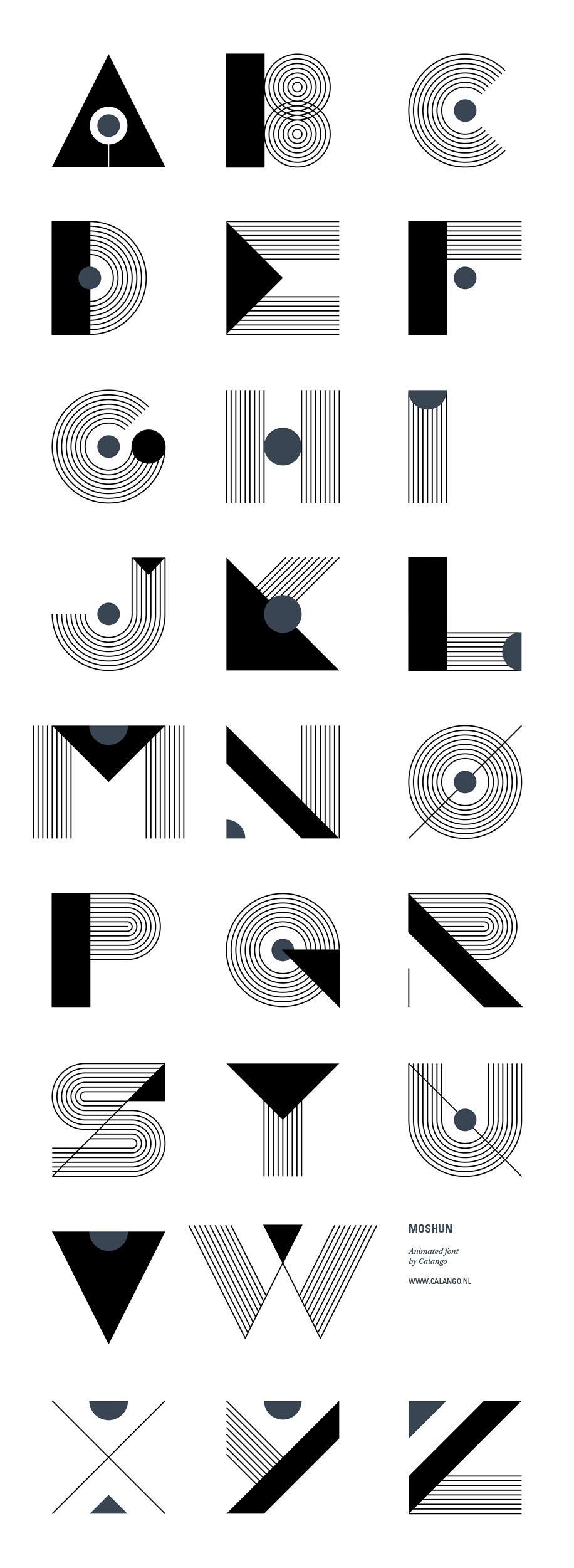 Animated Typography Typography design, Typographic
