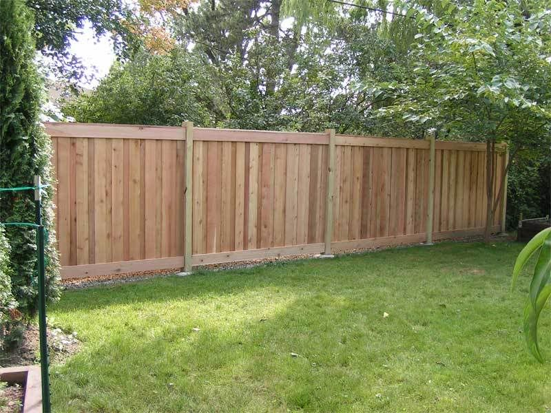 Image result for avoid cedar wood fencing
