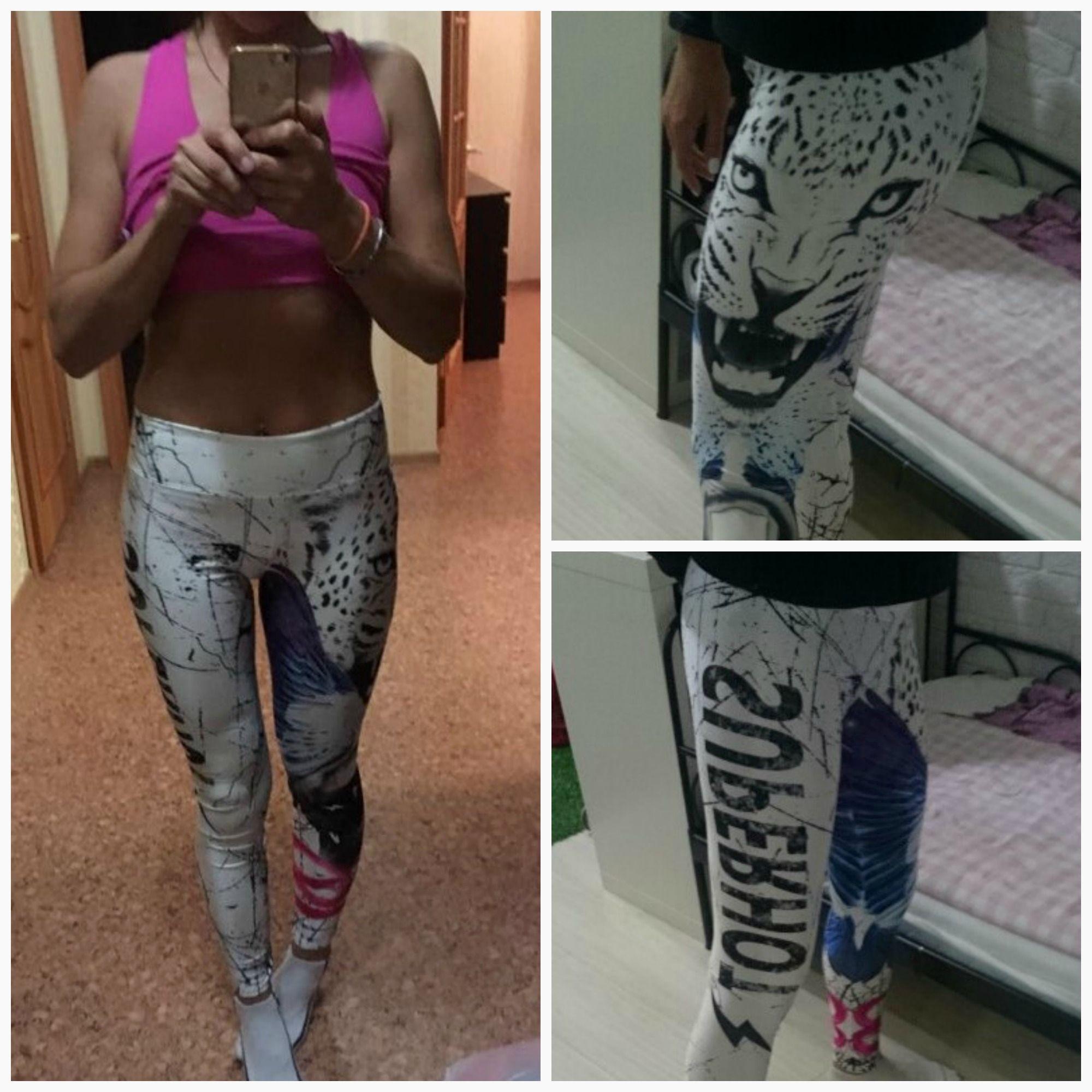 4bc505c9f18 3D Printed fitness leggings best Plus size leggings for women