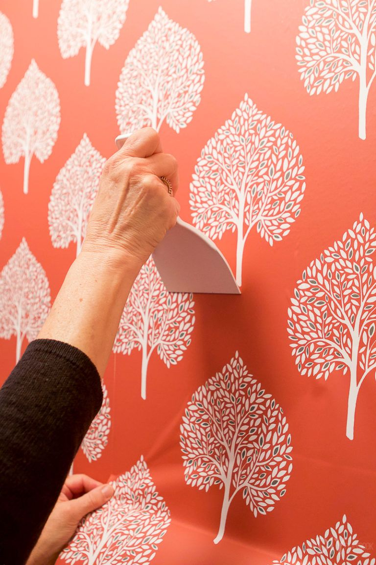 Tips To Install Peel And Stick Wallpaper Diy Playbook Diy Wallpaper Peel And Stick Wallpaper Diy Playbook