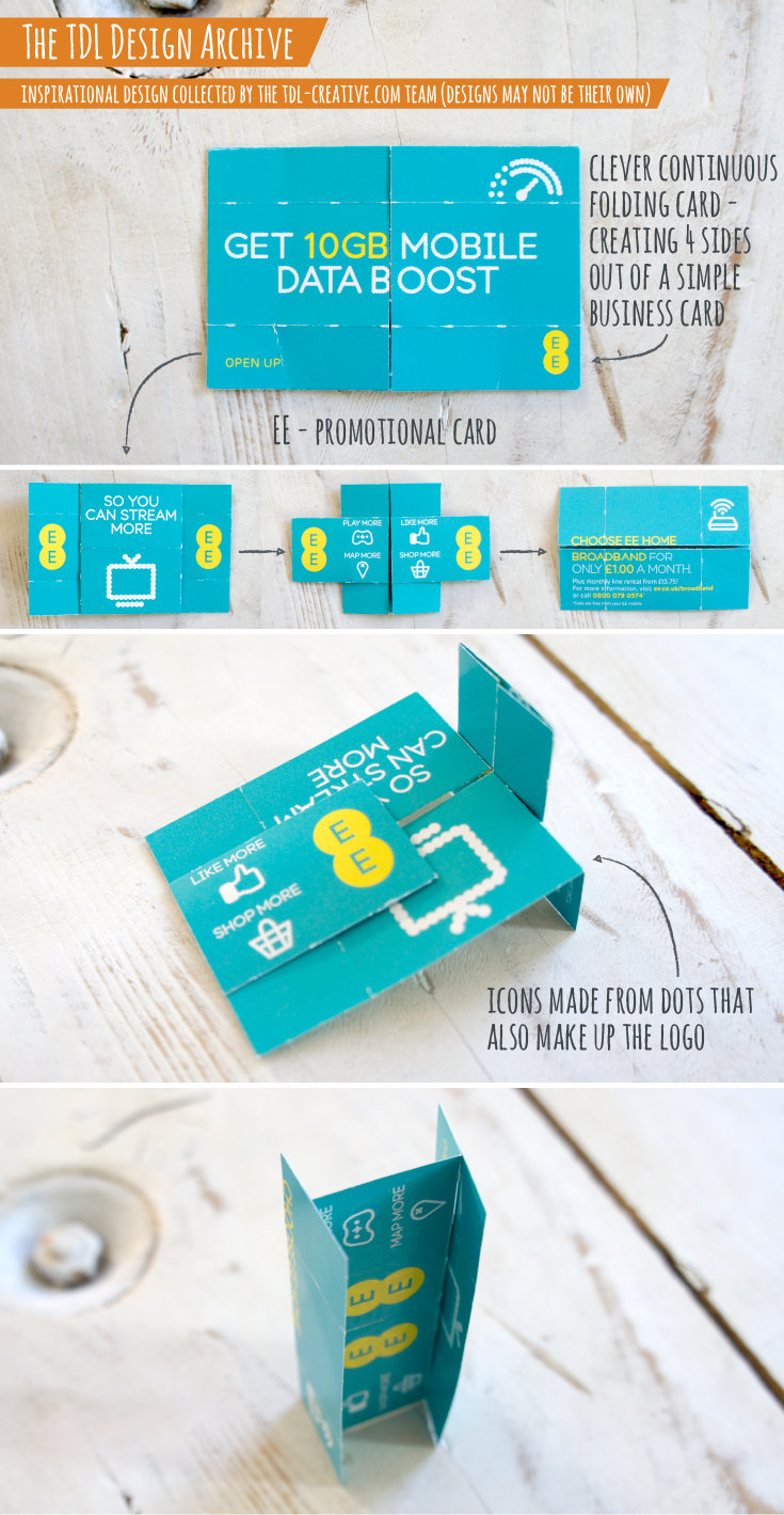 Ee Promotional Card Simple Business Cards Cards Design
