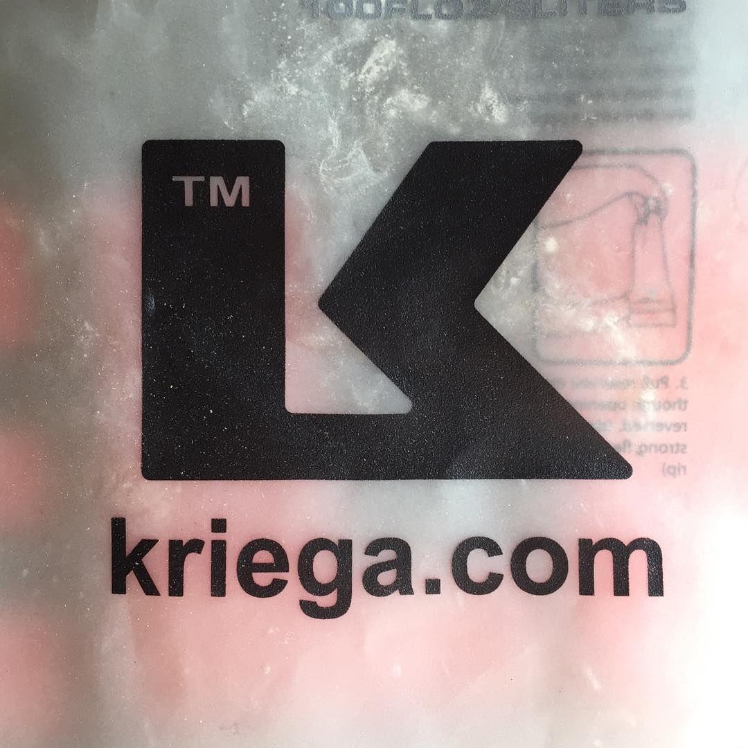 Motorcycle Logodesign: Kriega Motorcycle Luggage
