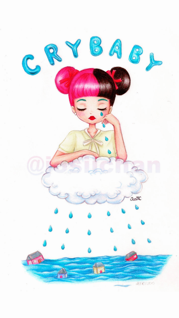 Melanie Martinez  Cry Baby By Josiichan