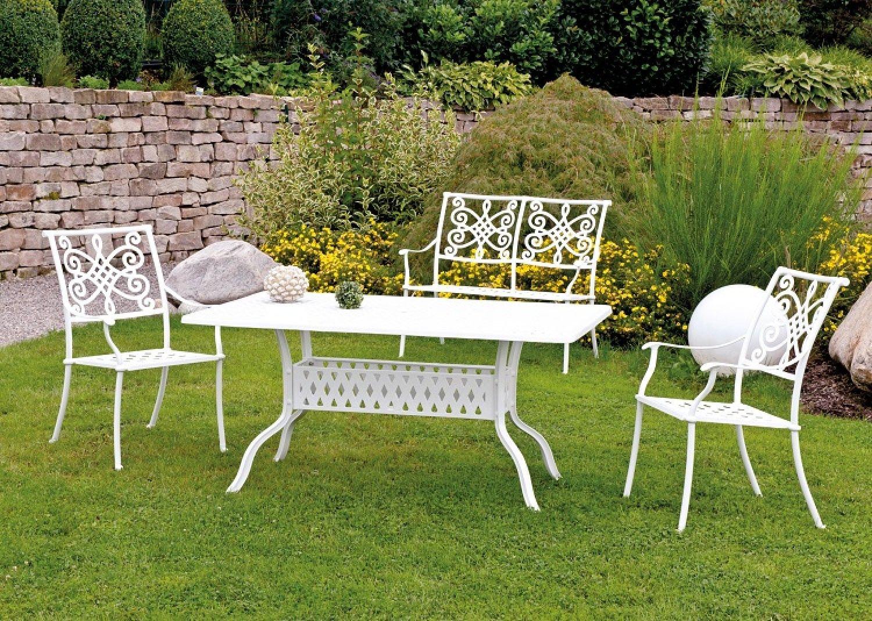Inko Gartenmöbel Tisch Nexus Weiss 150x97 In Gruppe Nexus Weiß Es Gibt  Nicht Viele Weiße,