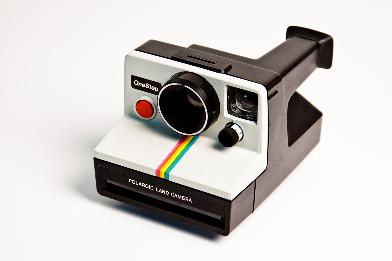 Polaroid Vintage Land Camera - 5 x 7 Print. $8.00, via Etsy ...