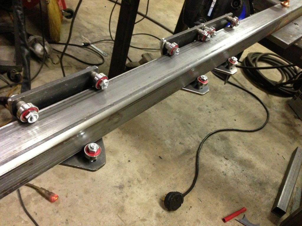 CNC Plasma Cutter Iteration 1 OK, we have motors, and a
