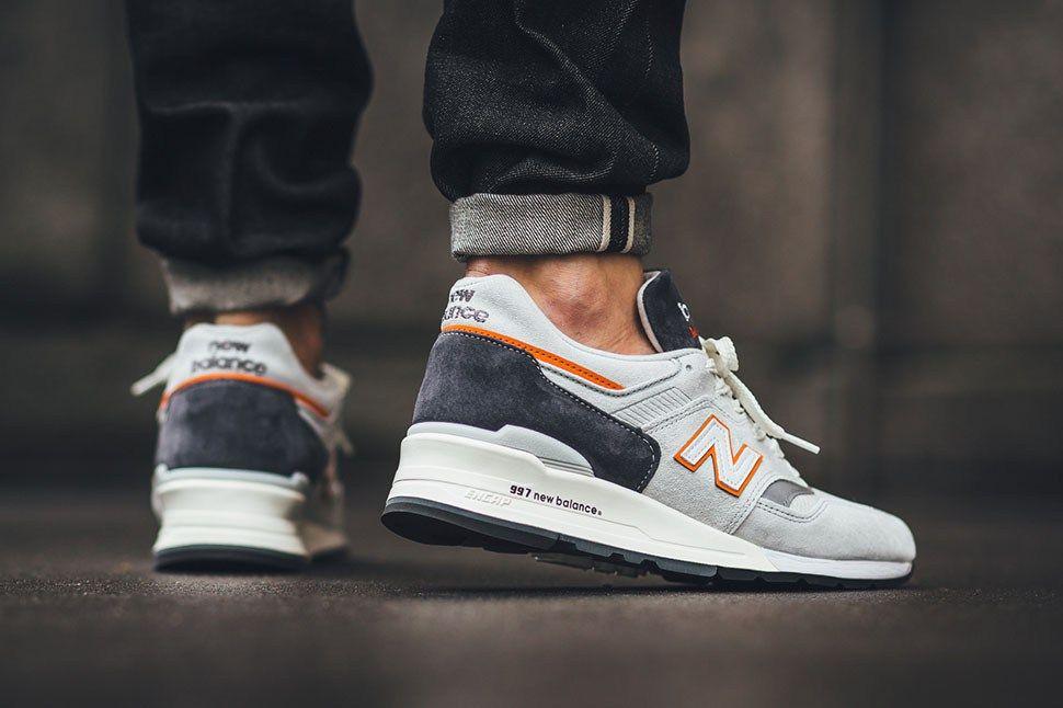 new balance 998 grey orange