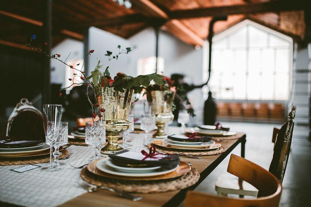 Autumnal Wedding Decor Ideas From Italy Autumnal Destination
