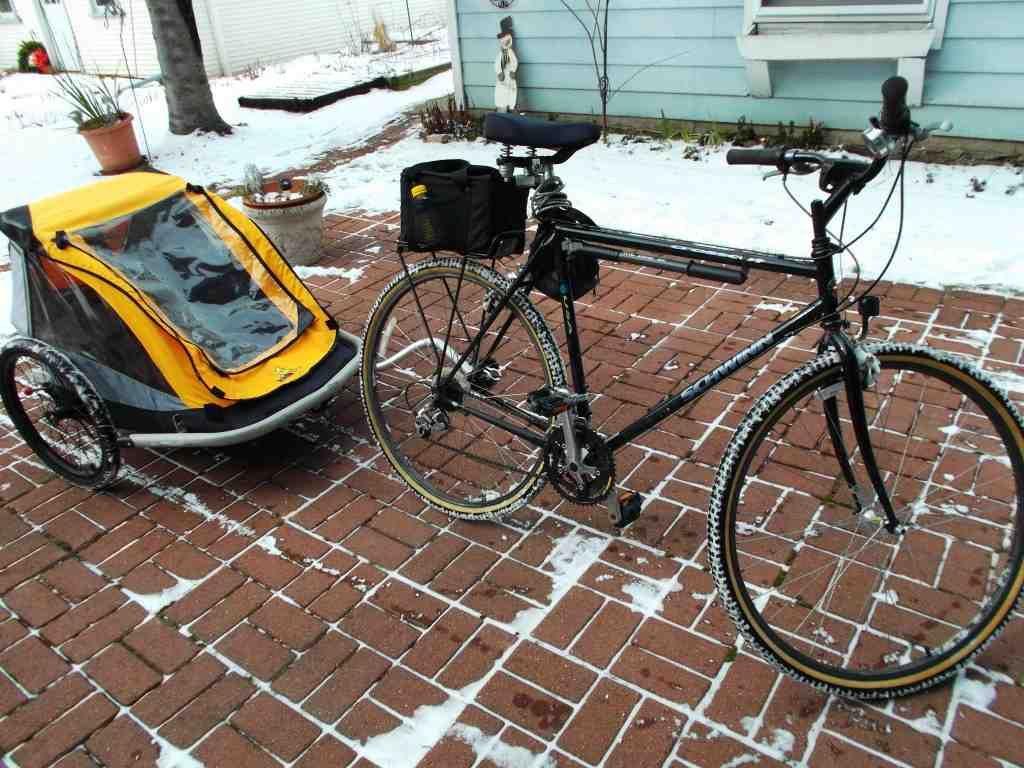 Kidarooz Bike Trailer Bike Trailer For Kids Pinterest