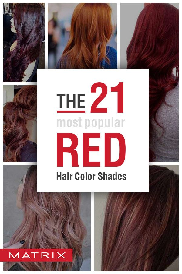 Red Hair Color Shades Red Hair Color Hair Color Shades Red Hair Color Shades
