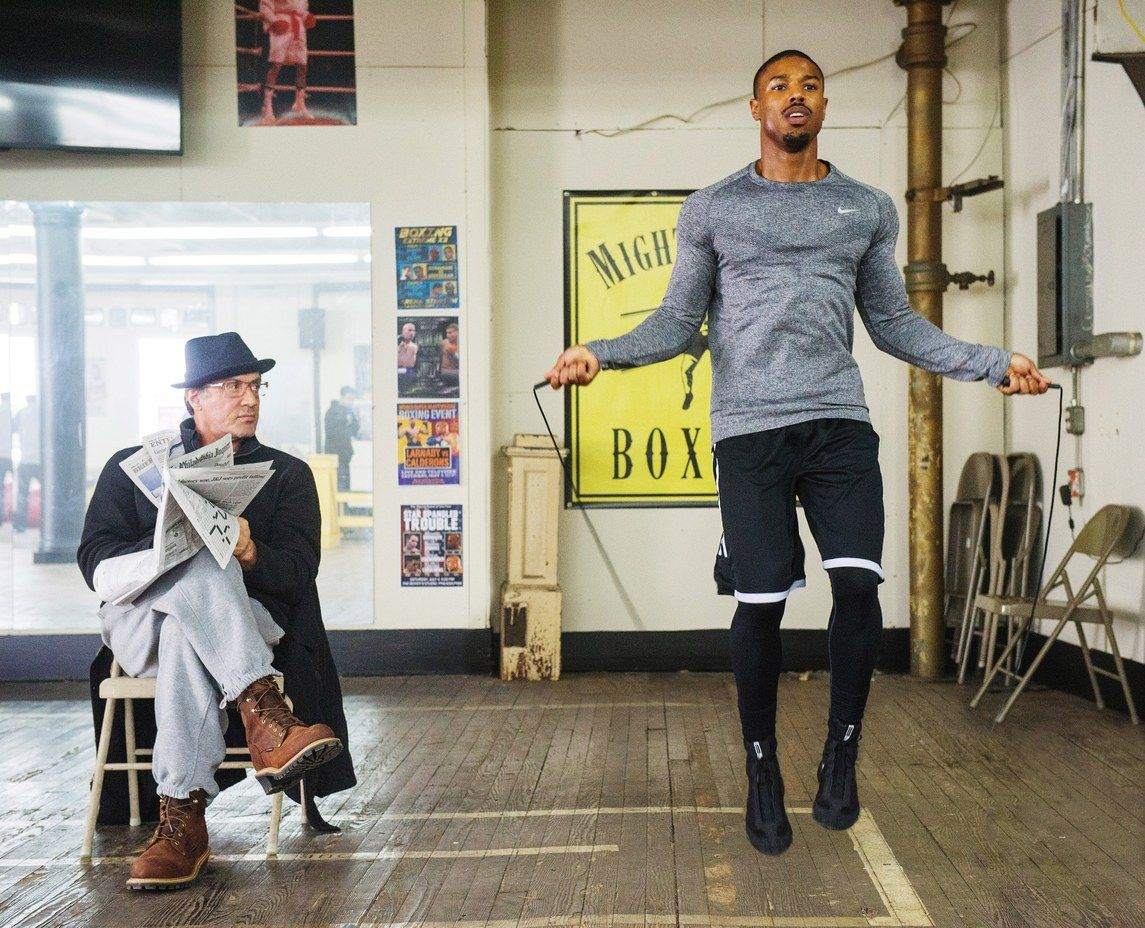 How to Steal Michael B. Jordan's Creed Workout Gear | Nike