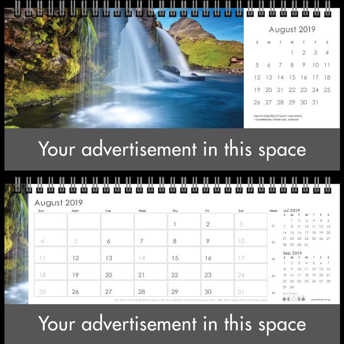 get the best photo calendar online in australia sands of time