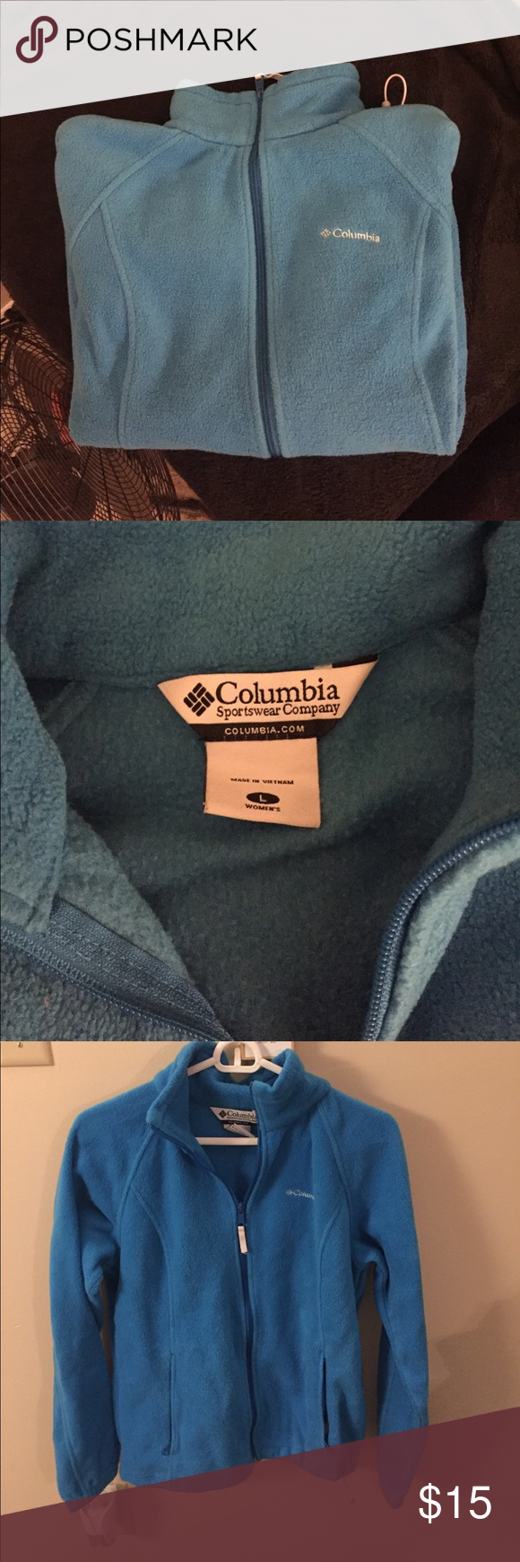 Columbia fleece jacket columbia cozy and zip