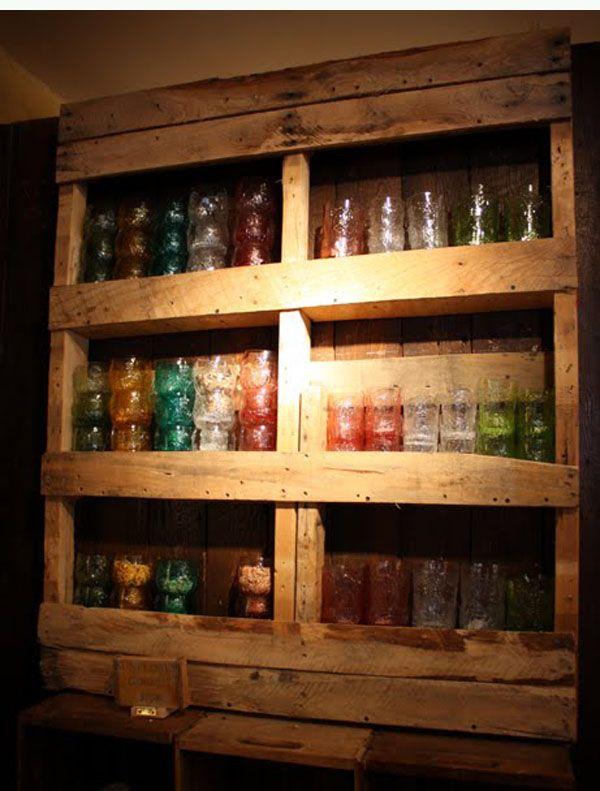 1000 ideas creativas para reciclar palets reciclados for Reciclar palets para muebles