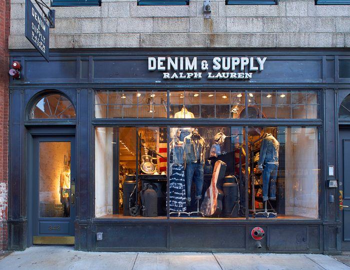 Denim Brand Naked Famous Opens Flagship In New York