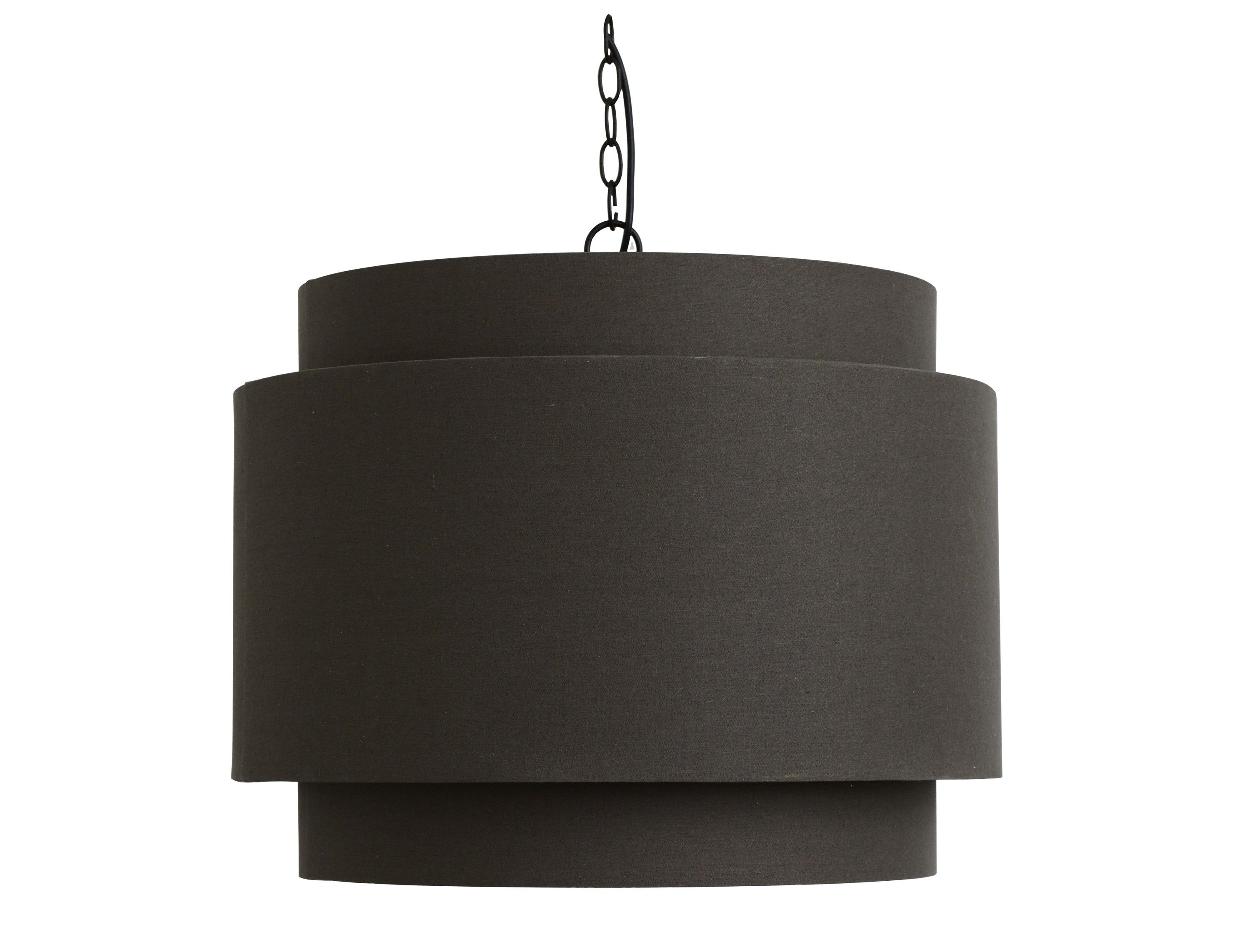 Double Layer Cylinder Chandelier