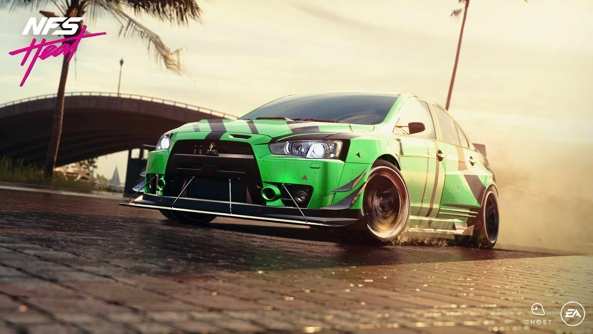 Need For Speed Heat Shows High Speed Action In 30 Minutes Of New