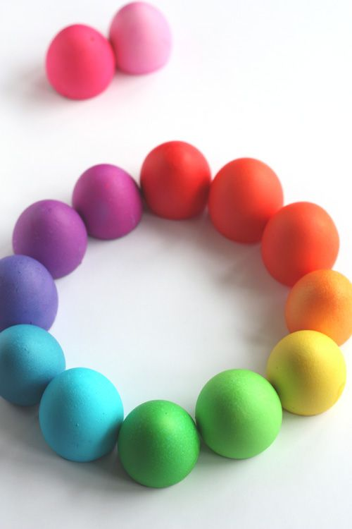 Easter Egg Food Color Palette   Neon food, Easter and Egg coloring