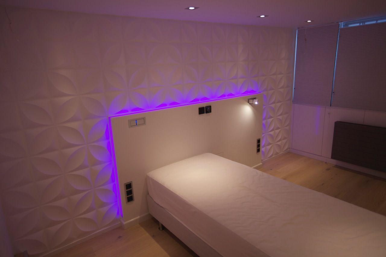 Met Led Verlichting Is Jouw Fantasie De Grens Van Het Mogelijke Www Led Verlichting Org Slaapkamer Verlichting Huis Ideeën Decoratie Led