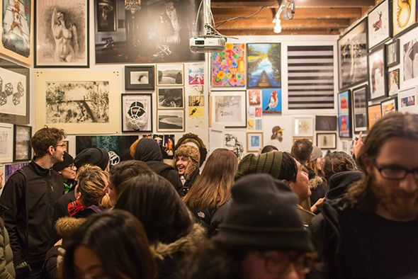 5 ways to buy affordable art in toronto