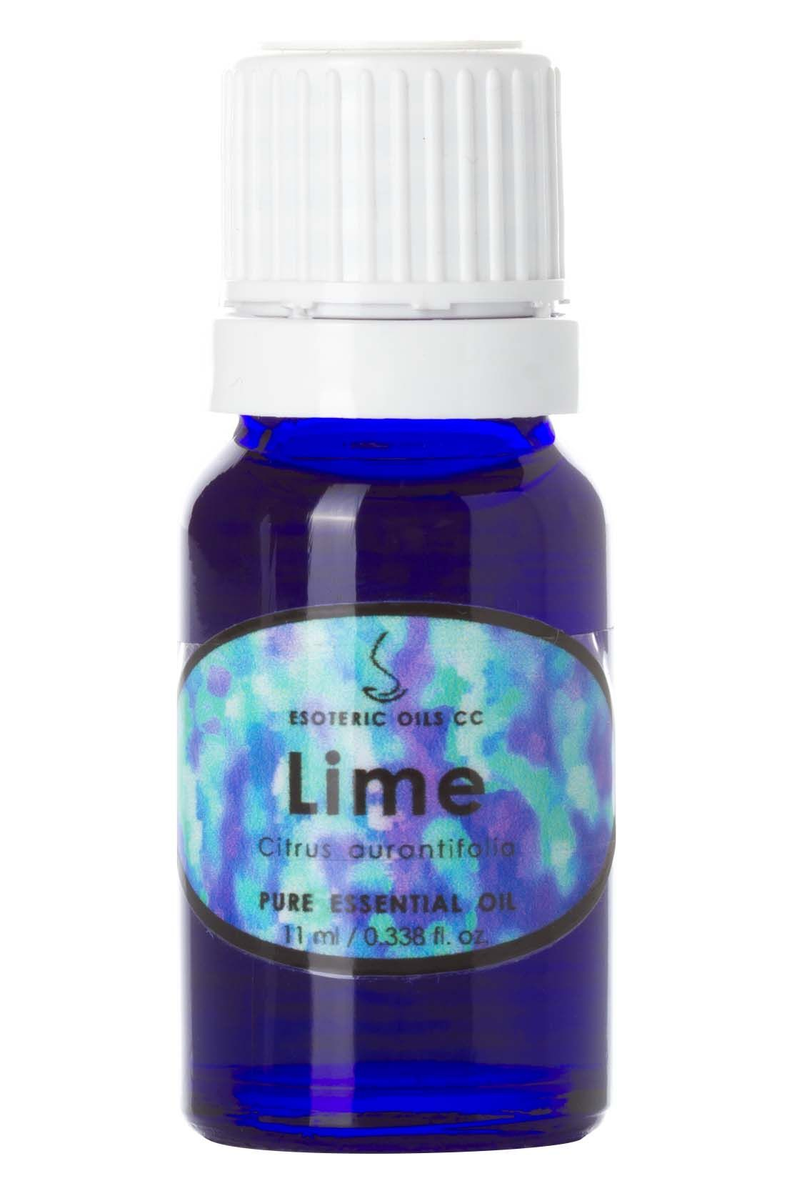 Lime oil (Citrus aurantifolia) - information on the origin