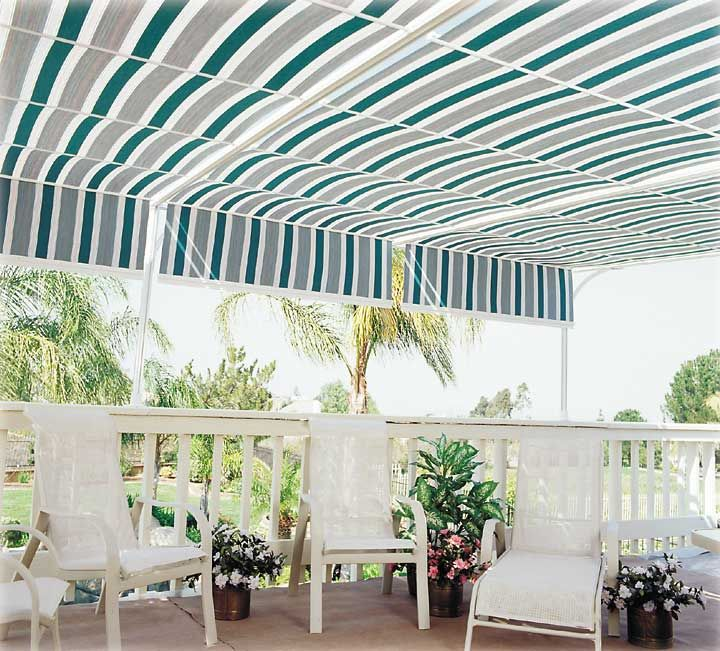 Shade Tree Retractable Deck And Patio Canopies Patio Canopy