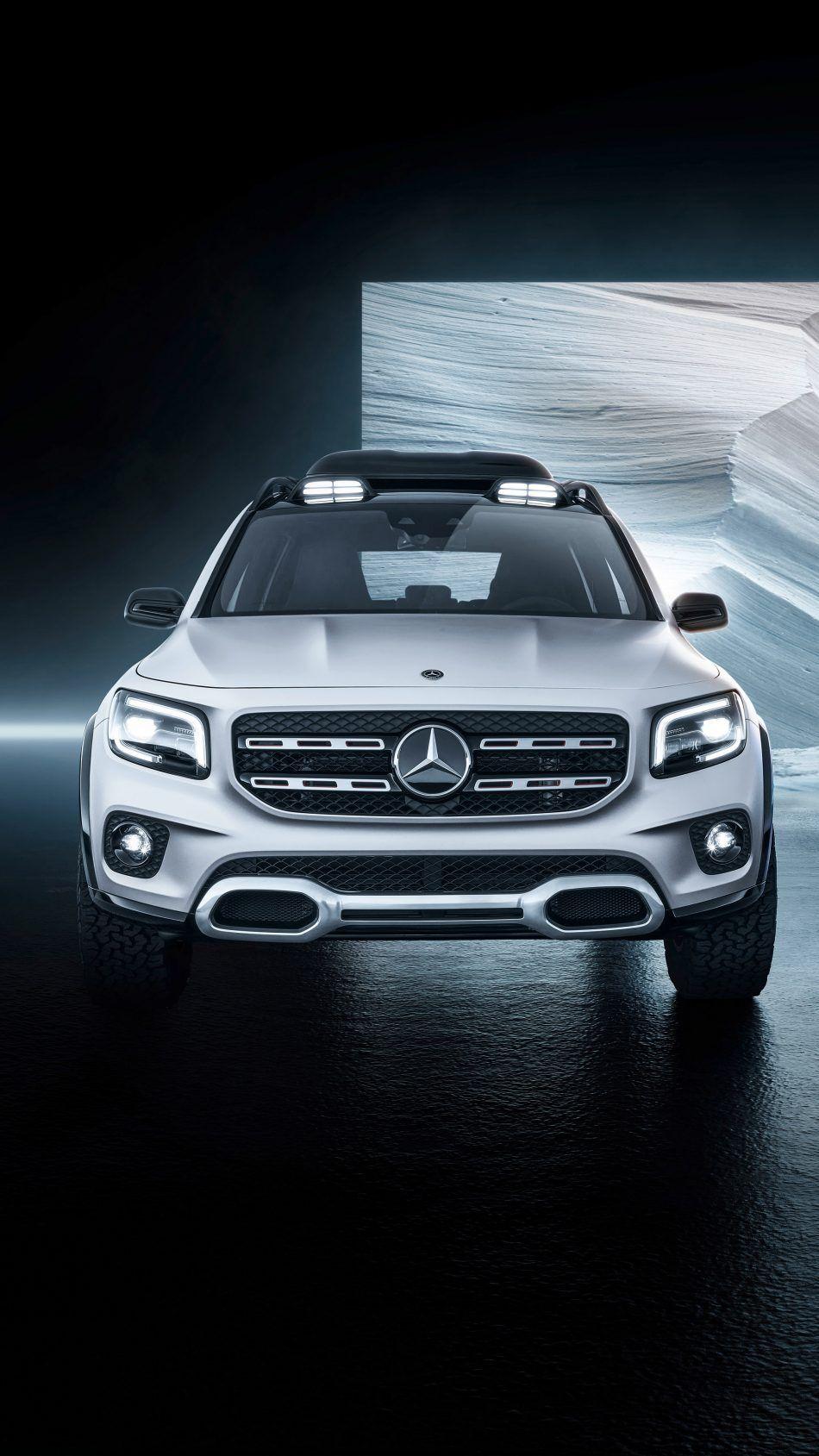 Mercedes Benz Concept Glb 2019 Mercedes Benz Mercedes Benz Suv