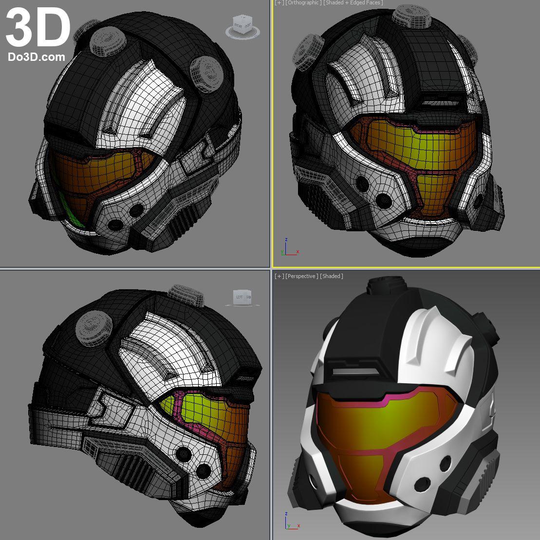 Stormtrooper Helmet 3d Obj : Ash Cycles