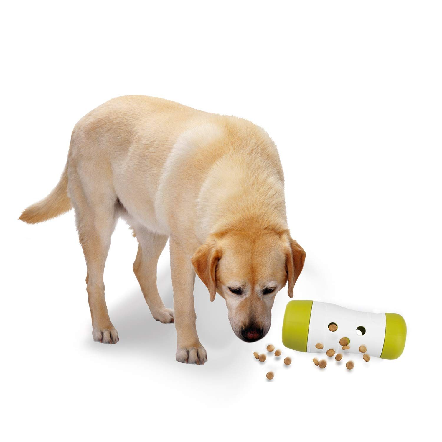 Pet Supplies All For Paws Dog Treat Ball Roll Toy Heavy Duty