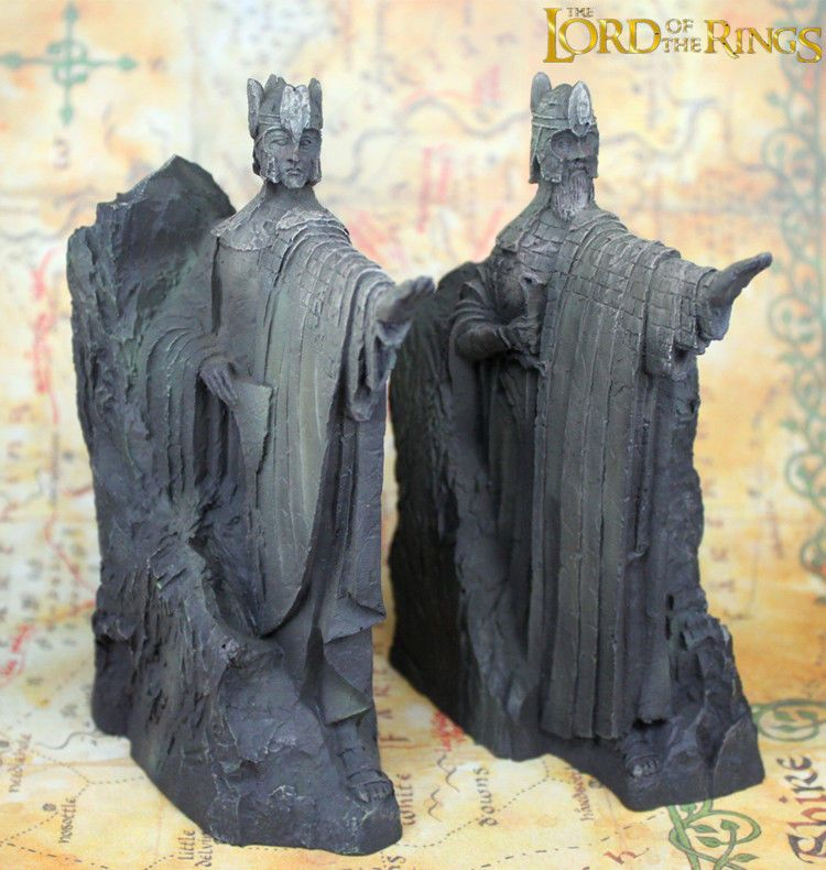 The Lord of the Rings Hobbit Third The Gates of Gondor Argonath