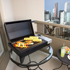 Electric Grills Are Safe For Condos And Apartments Alike