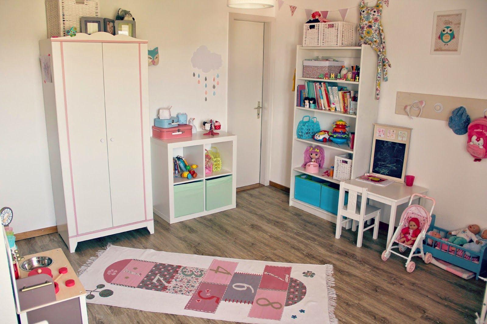 décoration chambre fille 5 ans - Recherche Google | Chambre enfant ...