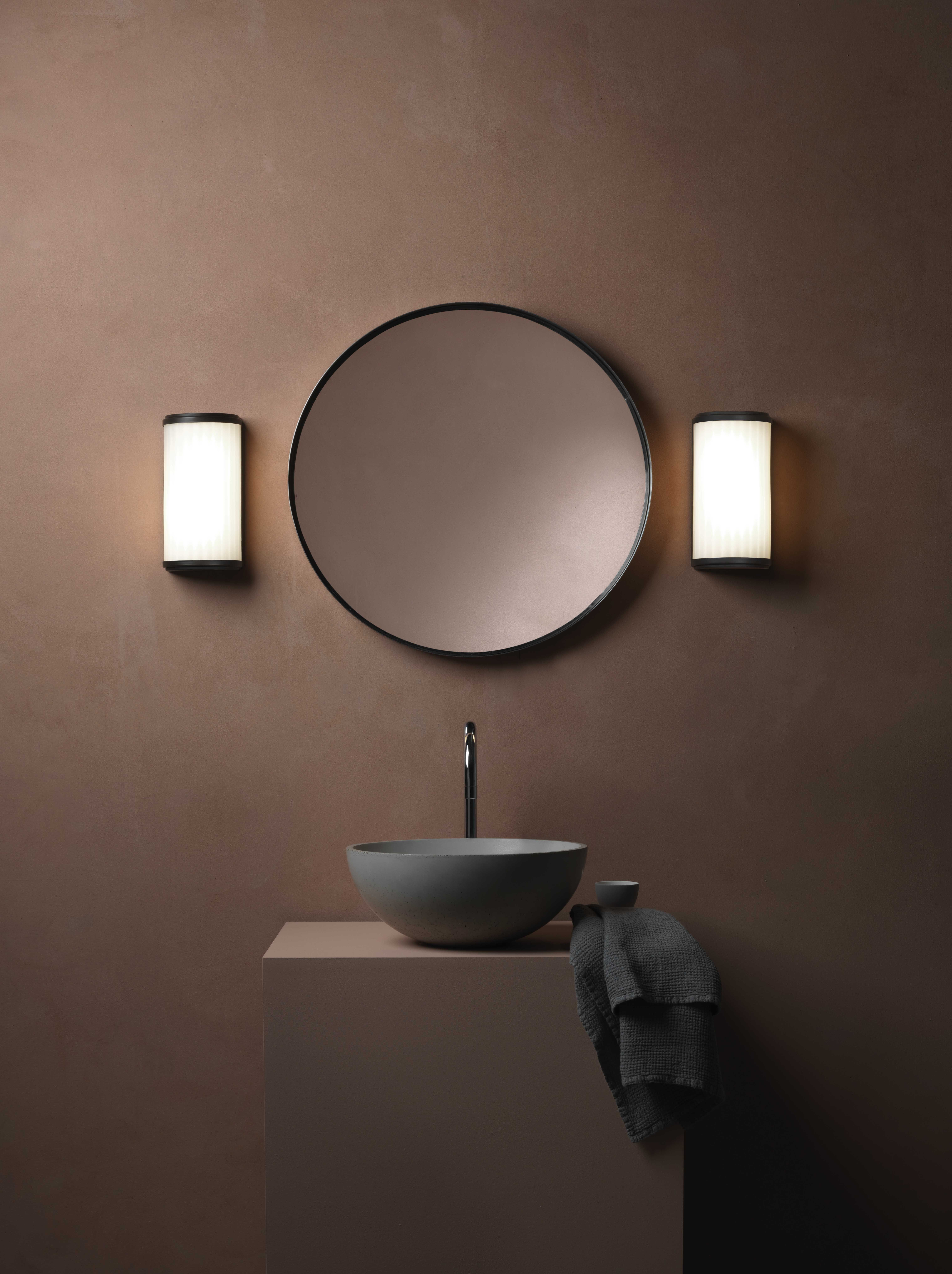 The Monza Bathroom Led Wall Light By Astro Lighting
