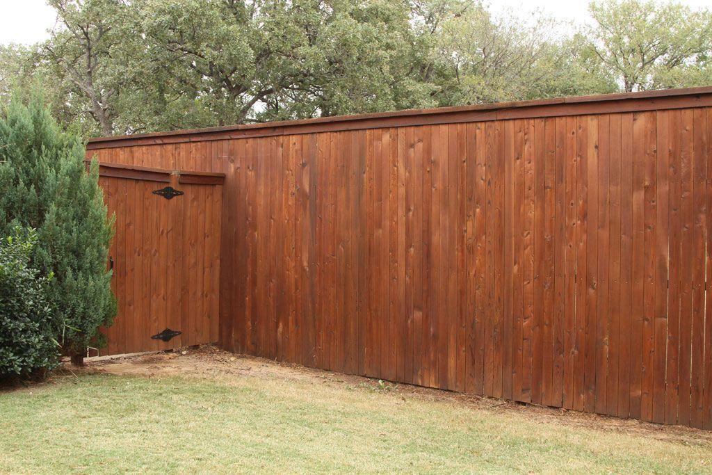 Different Types Of Fence Stain Colors Read On In 2020 Different Types Of Fences