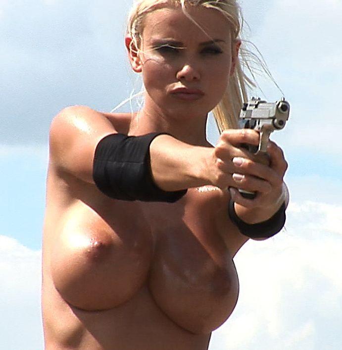 girls from gun slinger girl naked asses