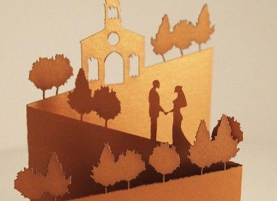 Keepsake Wedding Invitations