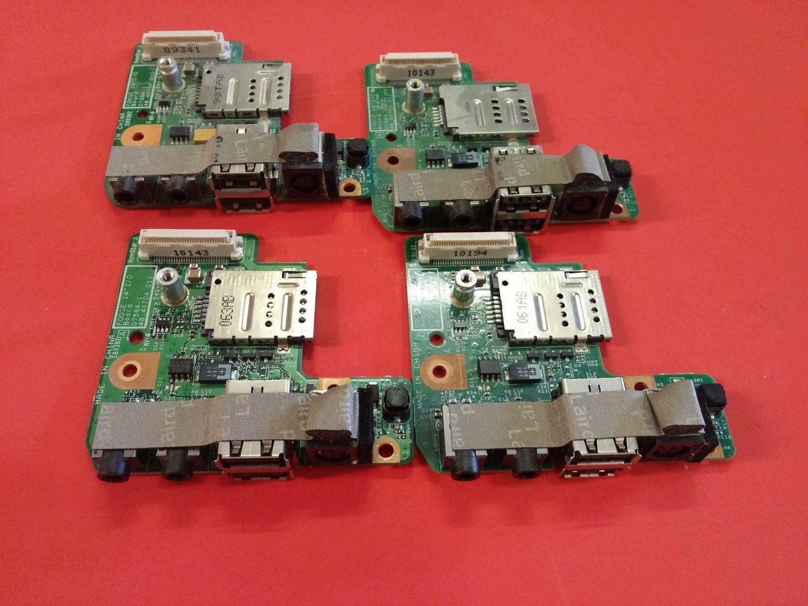 Dell Latitude E5400 AUDIO  USB DC POWER JACK IO Circuit Board C959C